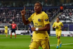 KYLIAN MBAPPE…TALKS TO MATCH!