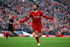 MOHAMED SALAH…TALKS TO MATCH!