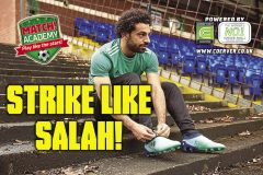 STRIKE LIKE SALAH!