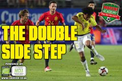 THE DOUBLE SIDE STEP!