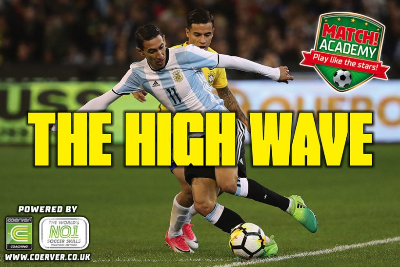 THE HIGH WAVE!