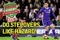 DO STEPOVERS LIKE HAZARD!