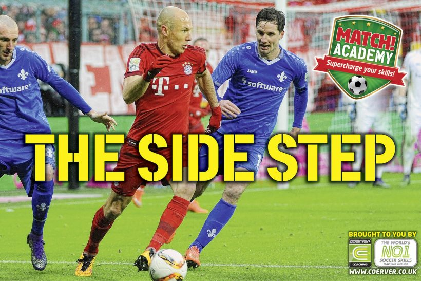 THE SIDE STEP!