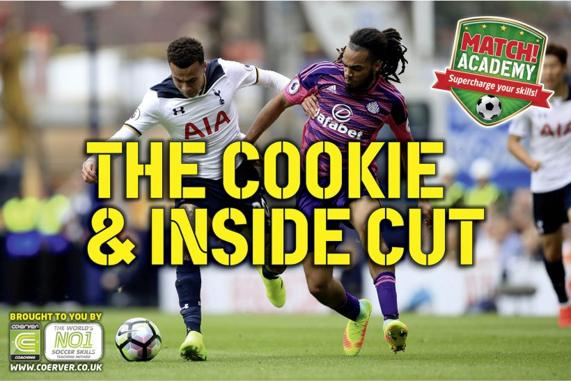 THE COOKIE & INSIDE CUT!