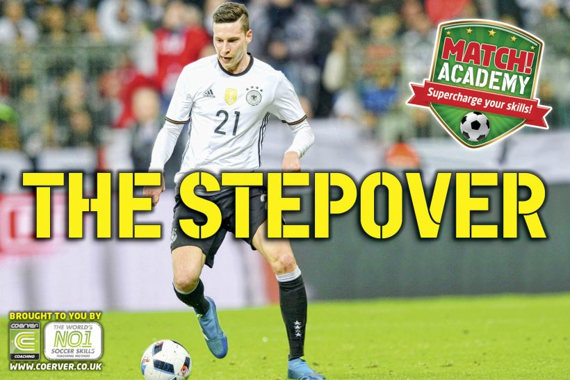 THE STEPOVER