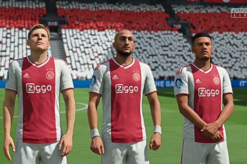 FIFA 19 CAREER MODE CHALLENGE…AJAX