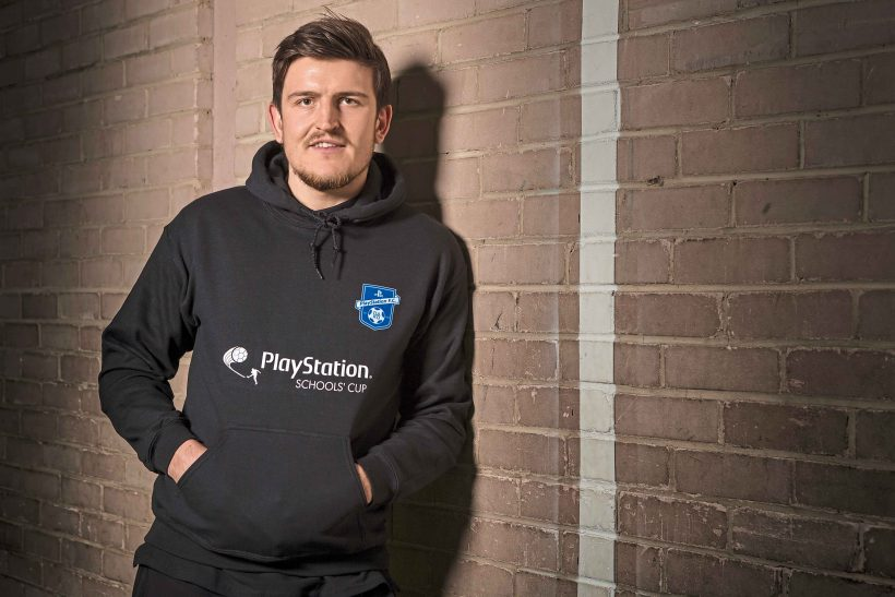 HARRY MAGUIRE…ENGLAND FIRSTS!