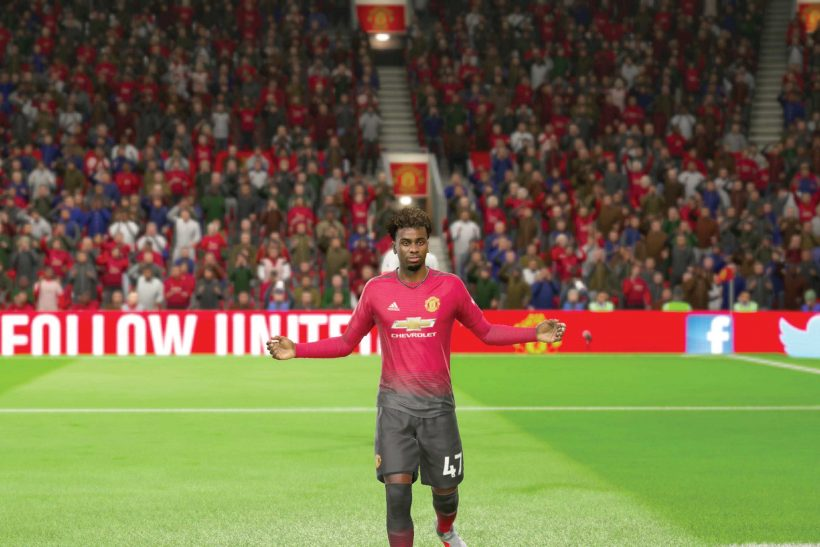 FIFA 19…CAREER MODE WONDERKIDS!