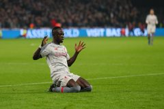 SADIO MANE…CHATS TO MATCH!