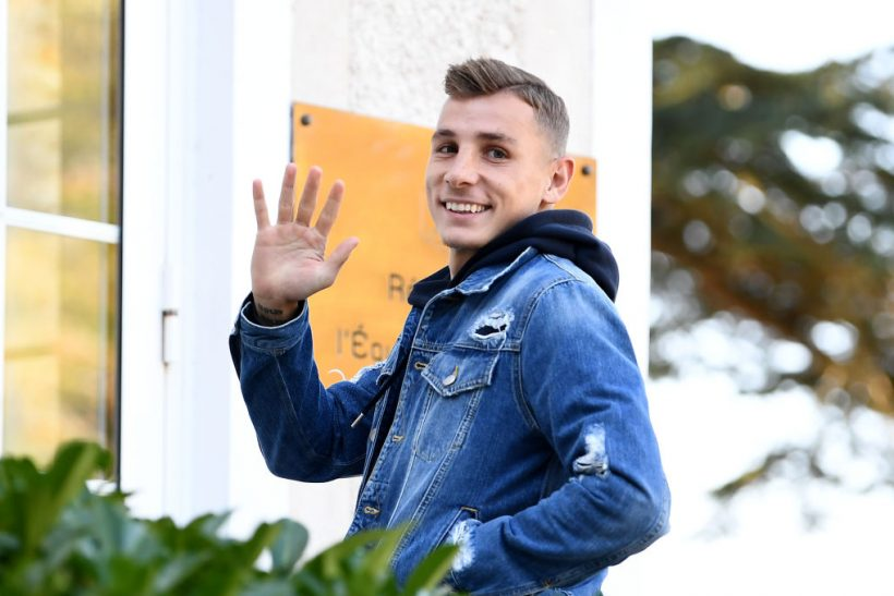 LUCAS DIGNE'S…FAVE THINGS!