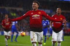JESSE LINGARD…RED-HOT RED DEVILS!