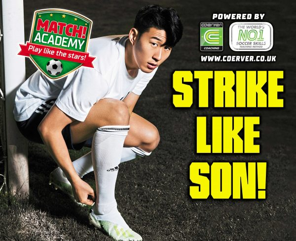 STRIKE LIKE SON!