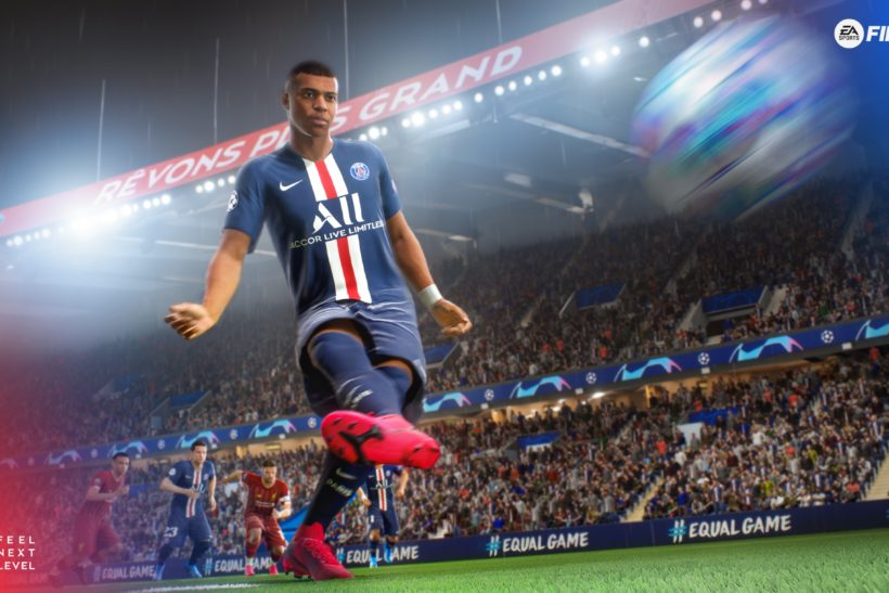 FIFA 21…GAMEPLAY TRAILER!