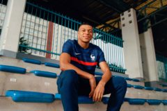 KYLIAN MBAPPE…WORLD EXCLUSIVE!