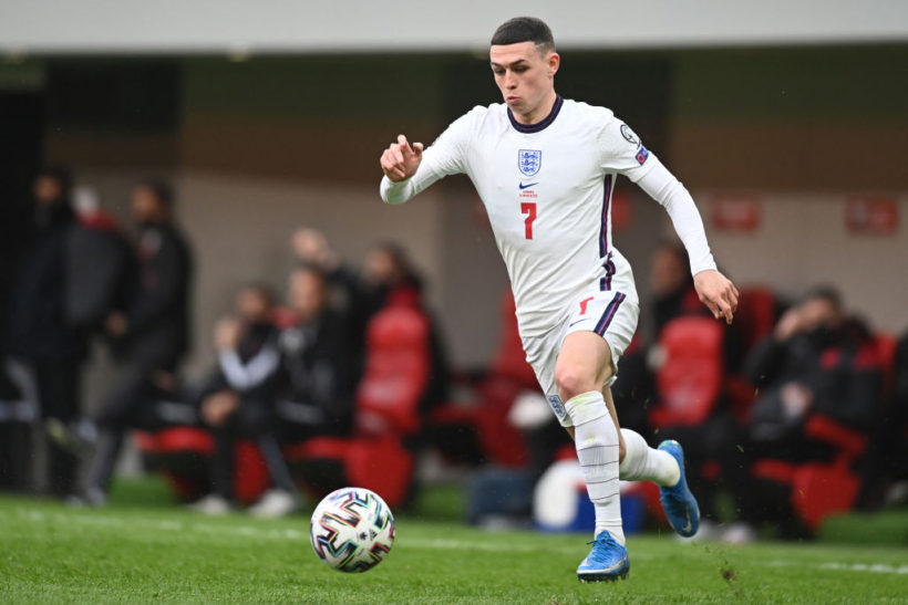 PHIL FODEN…ENGLAND CHAT!