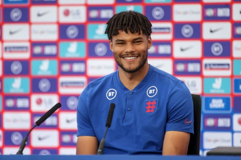 TYRONE MINGS…ENGLAND CHAT!